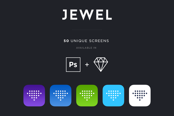 Jewel The Complete IOS UI Kit