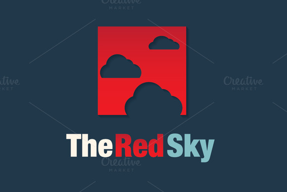 Logo The Red Sky