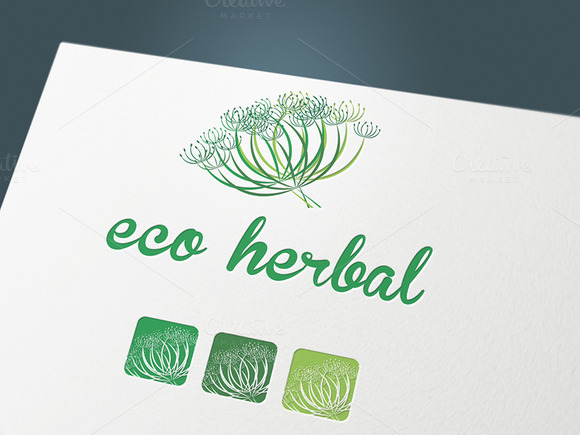 Logo Eco Herbal
