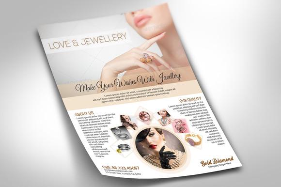 Jewellery Flyer