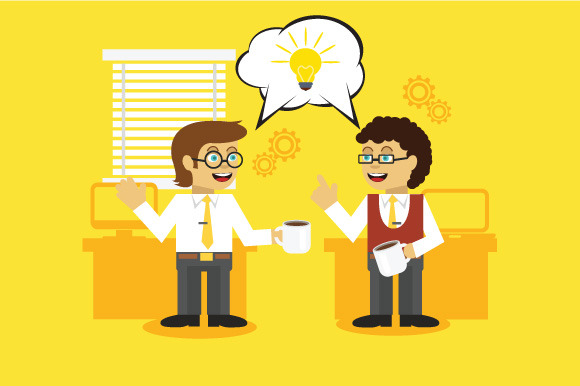 Business Life Good Idea
