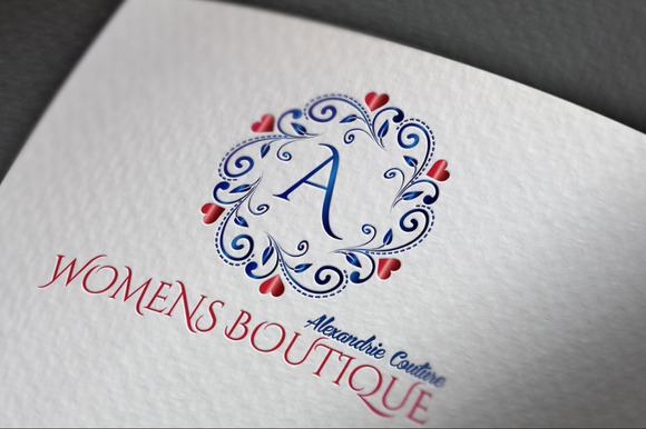 Womens Boutique Logo