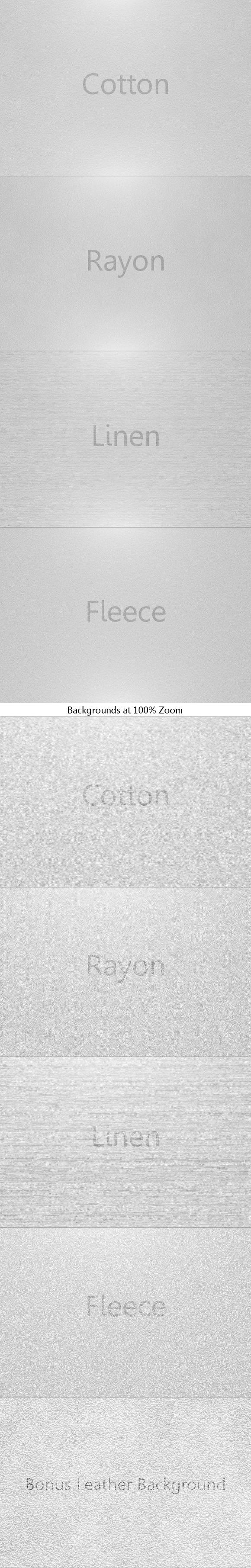 Elegant Fabric Backgrounds