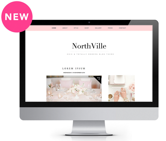 Northville Blogger Template