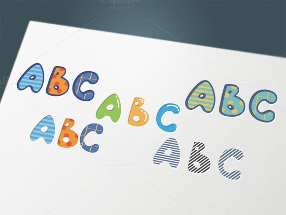 Kids Fonts