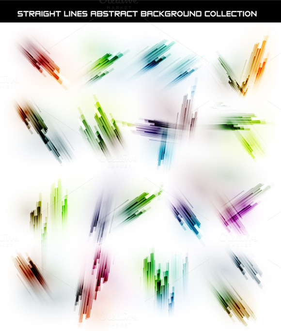 Blurred Backgrounds Set 2
