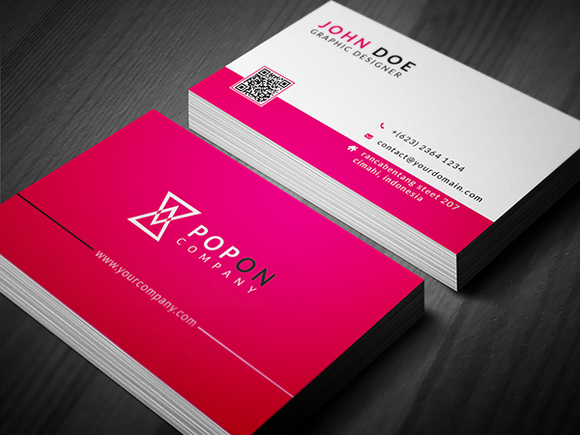 Cempal Creative Business Card
