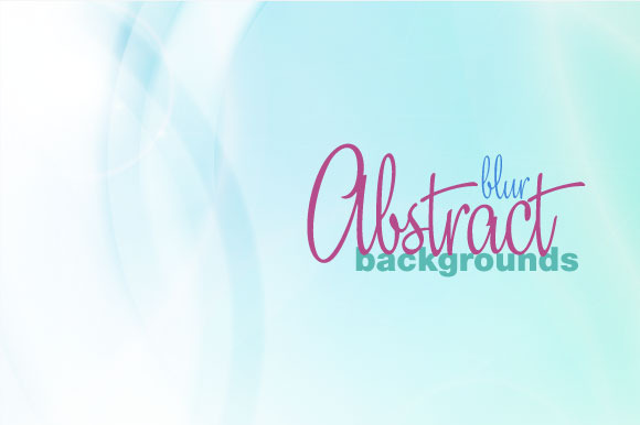 Abstract Blur Vector Backgrounds