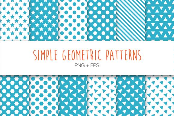 simple geometric design - photo #47