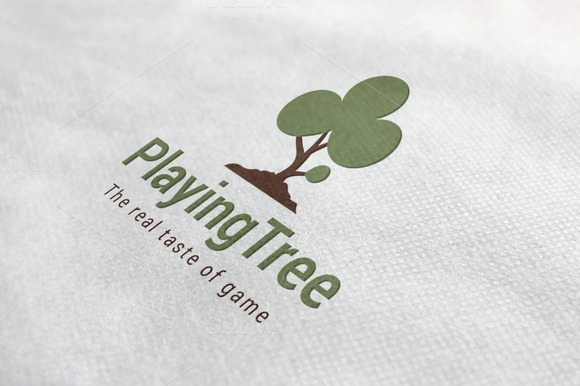 Playing Tree Logo