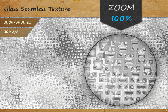 Glass Seamless HD Texture