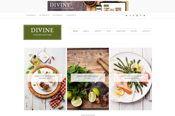 Divine An Ecommerce Genesis Theme