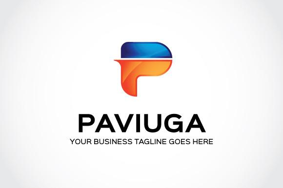 Paviuga Logo Template