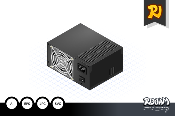 Isometric Power Supply
