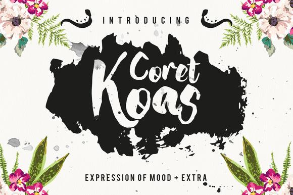 CoretKoas