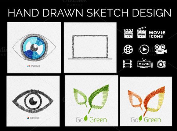 Icon Sketch Designs