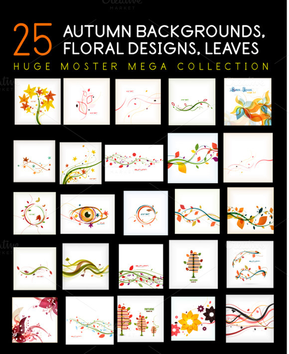 25 Autumn Floral Designs