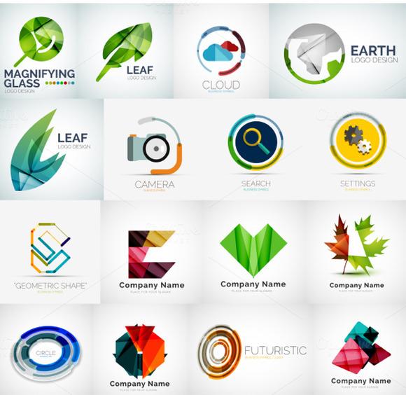 Green Company Logos