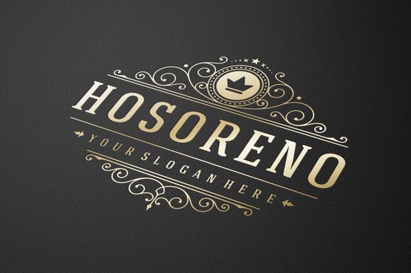 Luxury hotel logo designtube creative design content for Luxury hotel logo
