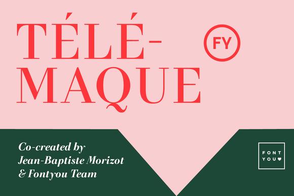 Telemaque FY Italic