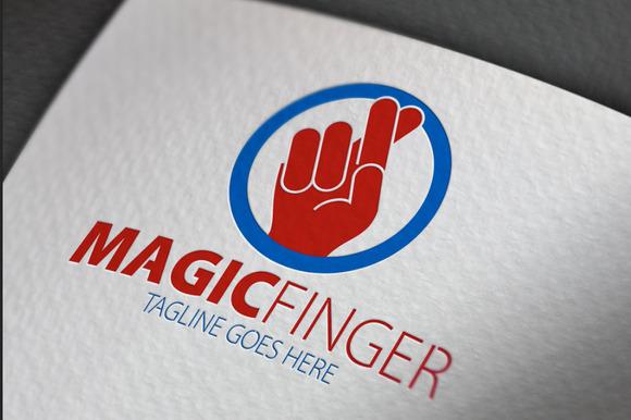 Magic Finger Logo