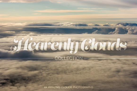 Heavenly Clouds Collection 25% Off