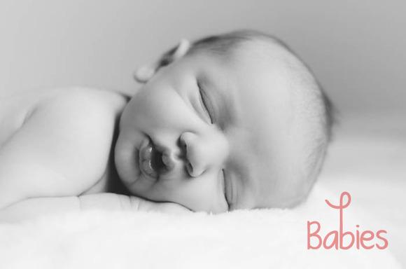 Babies Lightroom Presets