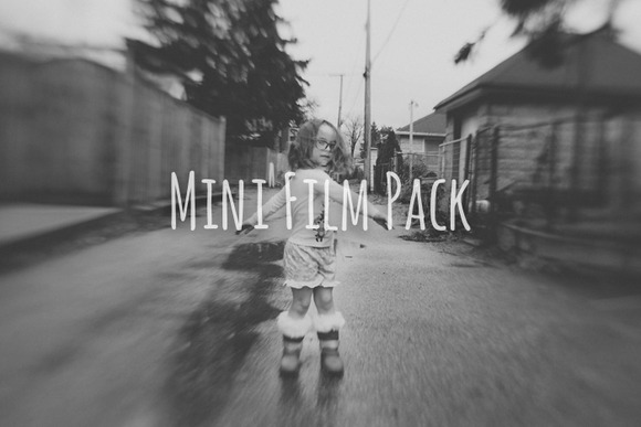 Mini Film Pack Lightroom Presets