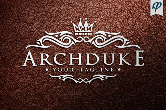 Archduke Luxury Logo Template