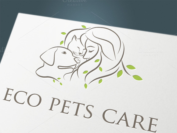 Logo For Veterinary Clinic