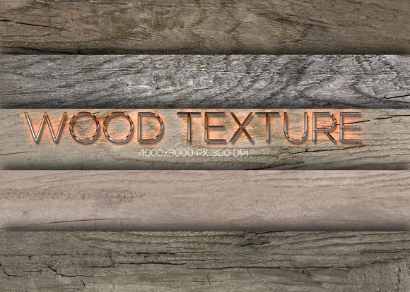 5 Wood Texture Wooden Boards