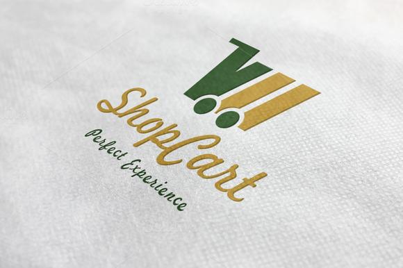 Shopping Cart Logo