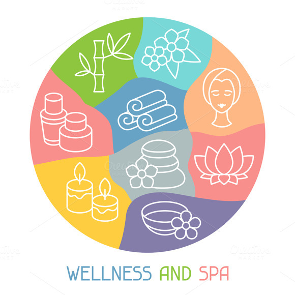 Spa And Recreation Background