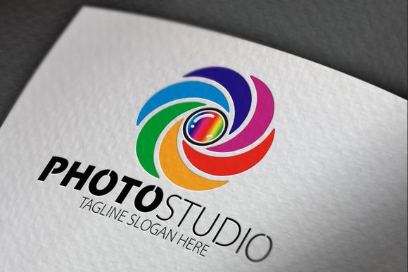 Photo Studio V2 Logo