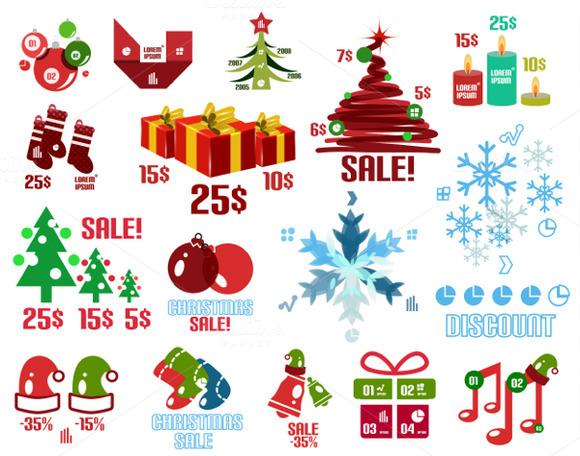 Christmas Sale Templates