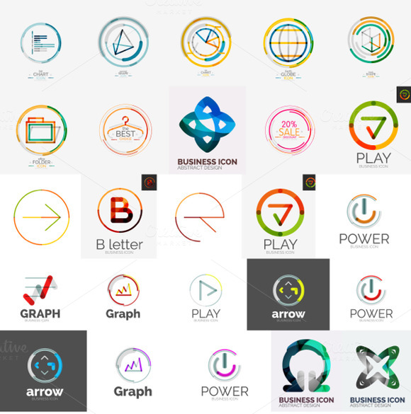 Technology Company Logos