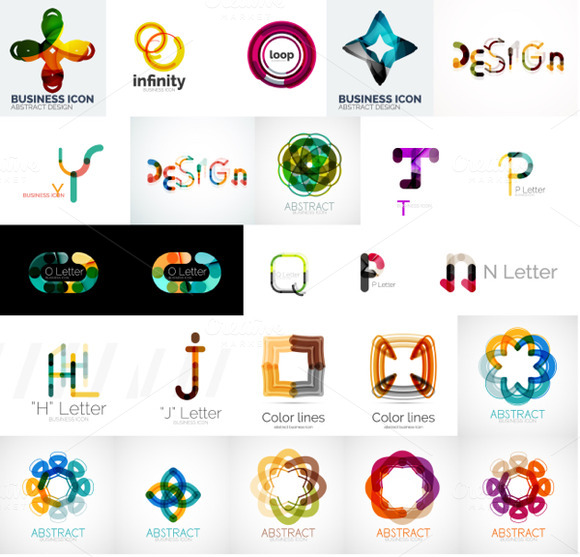 Business Icons And Logos