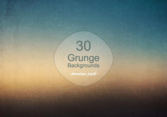 30 Grunge Blurred Backgrounds