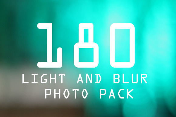 Light And Blur Photo Pack