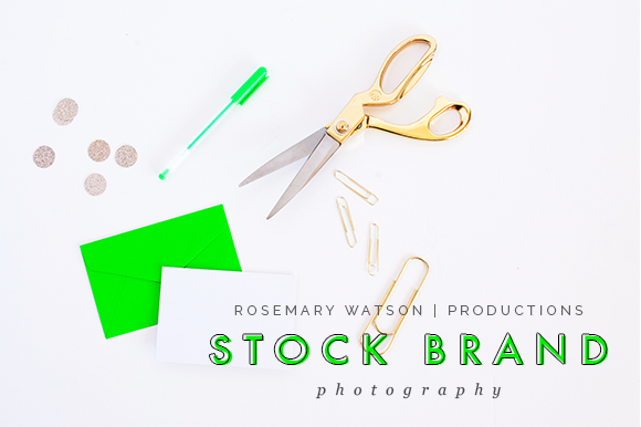 Valerie Styled Stock Brand Flat