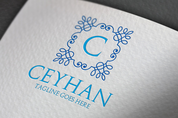 Ceyhan C Letter Logo