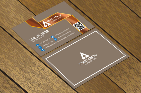 CT086 Corporate Business Card