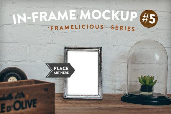 Framelicious In-Frame Mockup #5