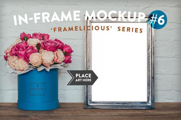 Framelicious In-Frame Mockup #6