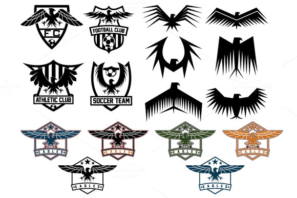 Eagles Labels