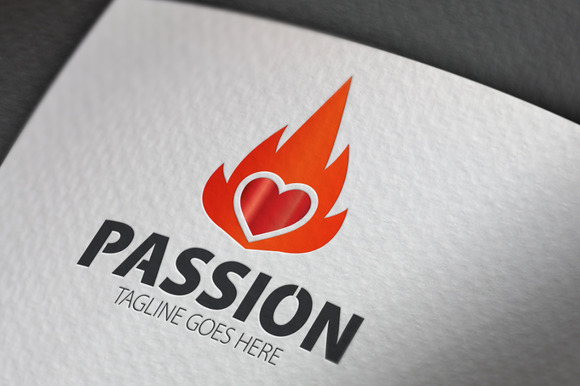 Passion Love Logo