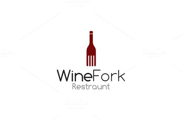 Wine Fork Restaurant Logo