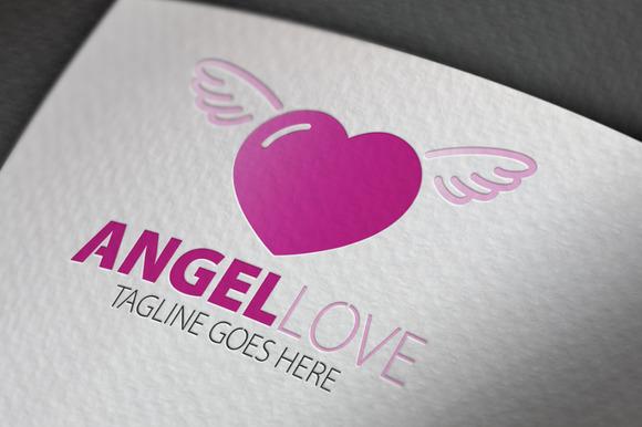 Angel Love Logo