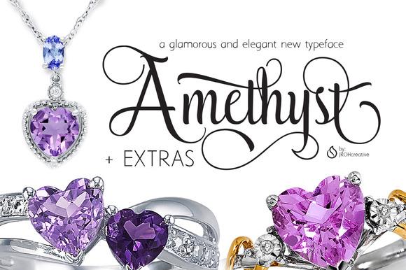 Amethyst 20% Off