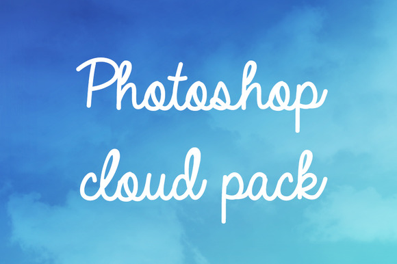 Photoshop Cloud Pack